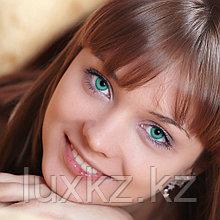 Цветные линзы DOX H 35 green velvet