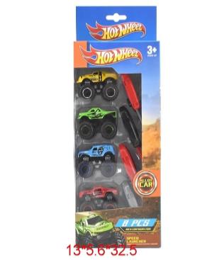 Набор машин Monster 4в1 (778-2А*)