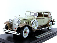 1/18 Signature Коллекционная модель Packard Brewster 1930 года, кофейный