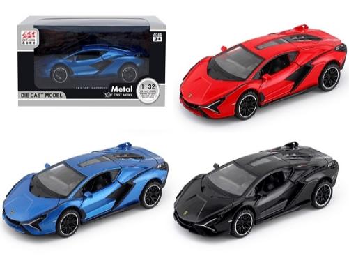 Машина модель металлическая Bugatti (32613*)