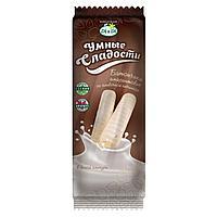 Батончики Умные сладости сливочные в белой глазури 20г