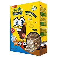 Завтраки амарантовые Губка Боб в сливочной глазури