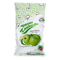 Леденцы без сахара Умные Сладости зелёное яблоко