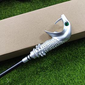 Палочка Люциуса Малфоя из Гарри Поттера (с металлическим стержнем)
