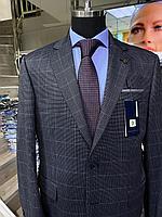 Классический пиджак Pradelli цвет серый 6 рост