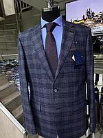 Классический пиджак Pradelli цвет синий 6 рост