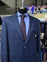Классический пиджак Fabio Zanetti цвет синий 6 рост