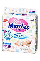 Подгузники Merries размер NB (0-5кг) 90 штуки