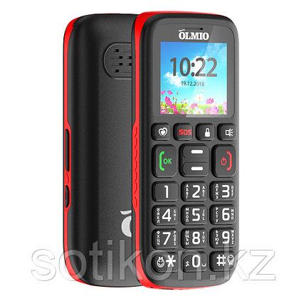 Мобильный телефон Olmio C17 черный, фото 2