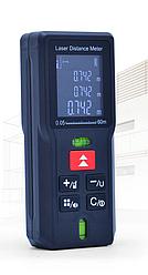 Дальномер лазерный профессиональный MD1902, 60 м
