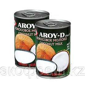 Aroy-D кокосовое молоко, 400 мл