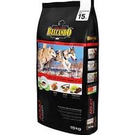 Belcando Adult Power 1кг Сухой корм для собак средних и крупных пород с повышенным уровнем активности