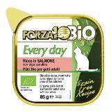 Forza 10 Every Bio Salmone Alga (лосось) 85г влажный корм для кошек