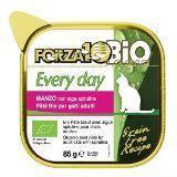 Forza10 Every Bio Manzo Alga (говядина) 85г влажный корм для кошек