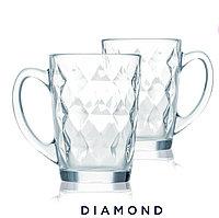 Набор кружек Luminarc New Morning Diamond 320 мл./ 6 штук