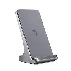 Беспроводное зарядное устройство Xiaomi S1 Vertical Wireless Charger, Grey