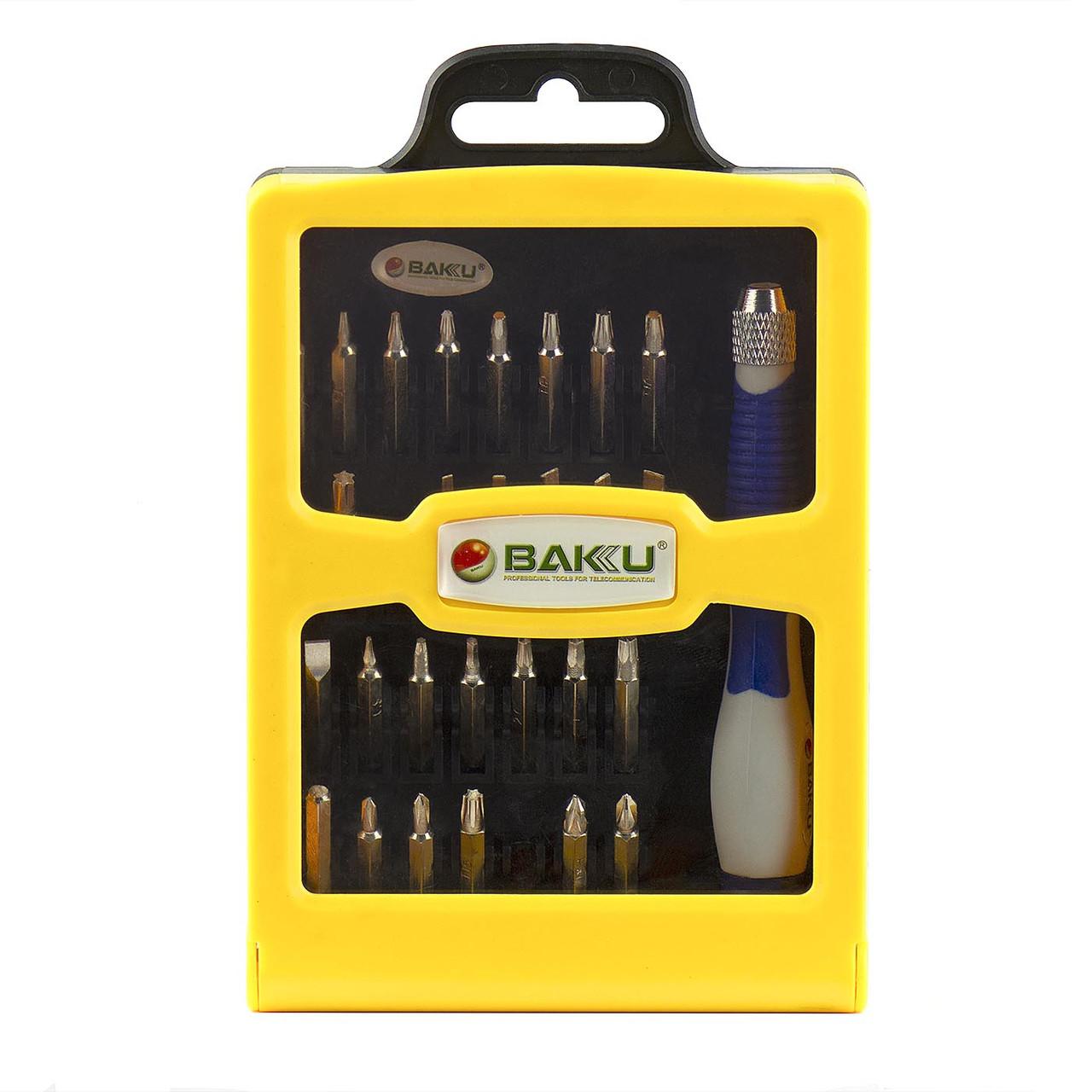 Набор отверток Baku BK-6030-B 30in1
