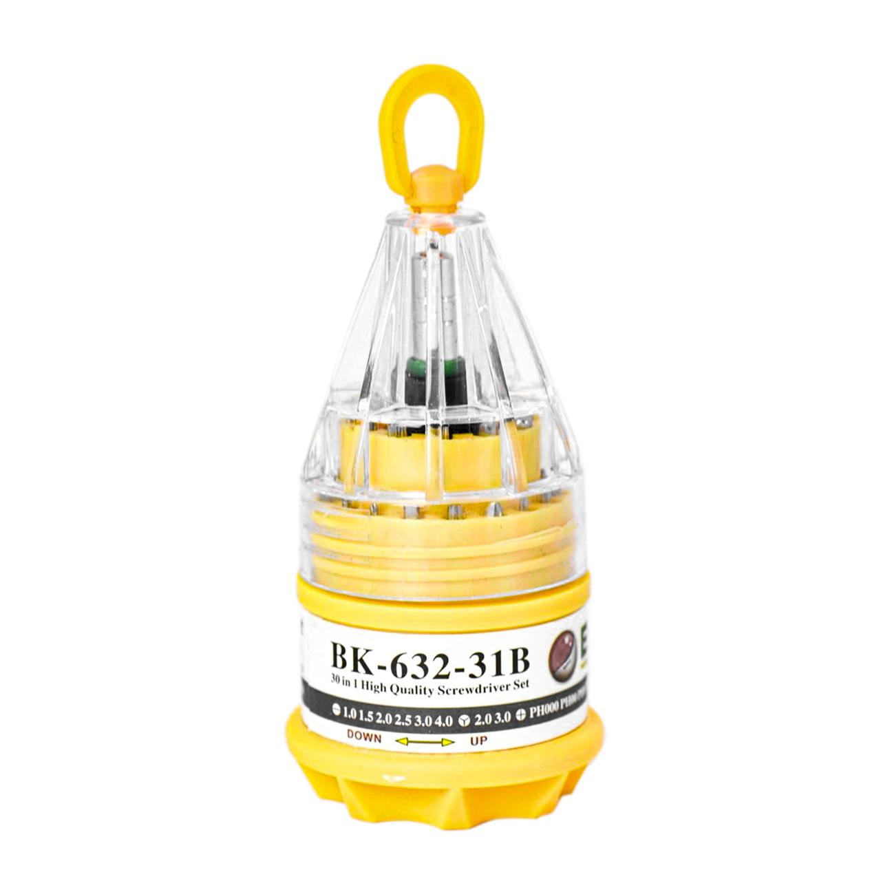 Набор отвёрток Baku BK-632-31B 30in1