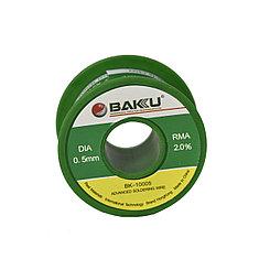 Олово катушка Baku BK-10005 (0,5mm) 50g