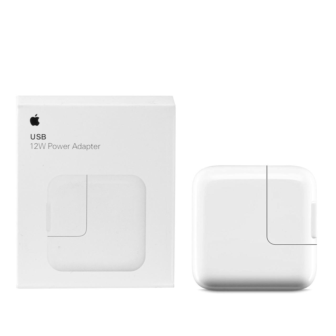 Сетевое зарядное устройство Apple 12W MD836ZM/A Original