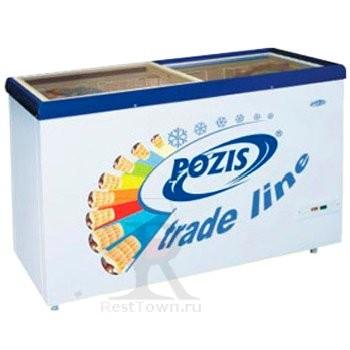 Морозильник Pozis-Свияга-155 C стекло