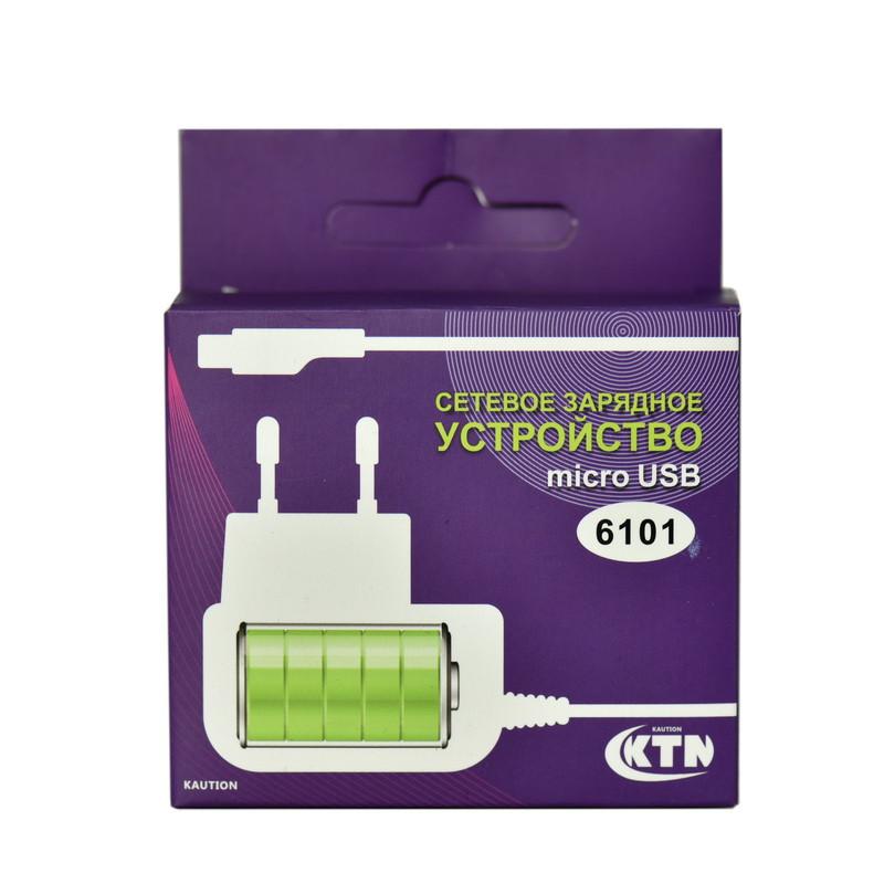 Сетевое зарядное устройство Nokia 6101 KTN, Black