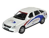 Игрушка Welly модель машины 1:34-39 Lada Priora Rally