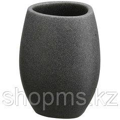 Стакан Черный камень BPO-0284C