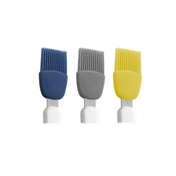 Щётка Tescoma PRESTO, кондитерская, для смазывания, силикон, цвет МИКС