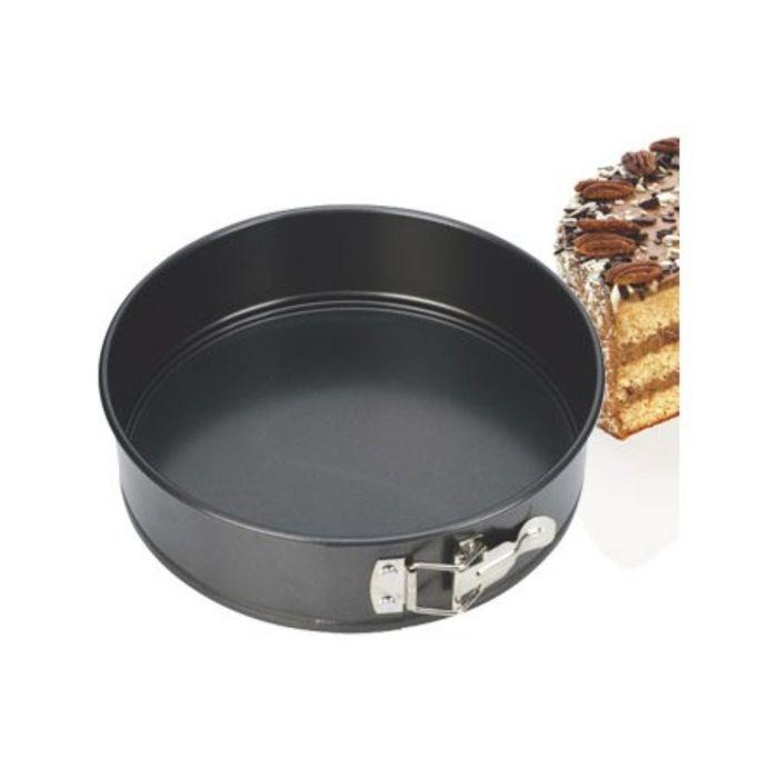 Форма Tescoma DELICIA, для запекания торта, разъёмная, сталь с антипригарным покрытием, диаметр 28 см