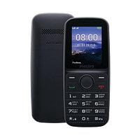 Philips Xenium E109 мобильный телефон (E109 B)