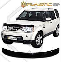 Мухобойка (дефлектор капота) для Land Rover Discovery 4 2010 (арт. 2010010105136)
