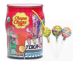 Карамель Леденцы, Chupa-Chups, Tоки-О, 12 г (150шт в упаковке)