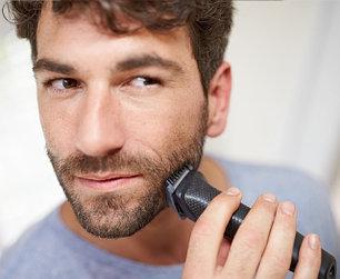 Philips: домашние триммеры для бороды и стрижки волос