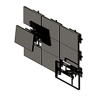Профессиональные ЖК-панели для видеостен