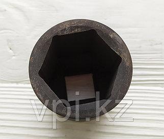 """Торцевая головка HEX - шестигранник  ударная черная 27мм 3/4"""" МаякАвто"""