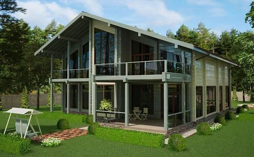 Проект дома №3342