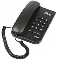 Телефон проводной Ritmix RT-320 черный