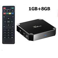 Андроид Смарт ТВ приставка smart tv box - X96 Mini S905W New 1/8 Gb New version 2020г, фото 1