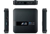 Андроид Смарт ТВ приставка smart tv box -M18(S905W) 2|16gb New version 2020г, фото 1