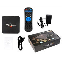 Андроид Смарт ТВ приставка smart tv box -MXQPRO 1|8gb, фото 1