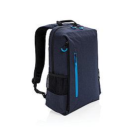"""Рюкзак для ноутбука Lima 15"""" с RFID, темно-синий"""