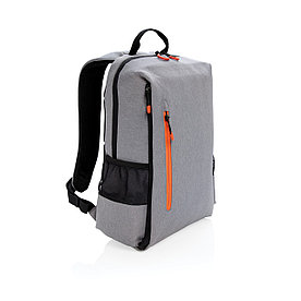 "Рюкзак для ноутбука Lima 15"" с RFID, серый"
