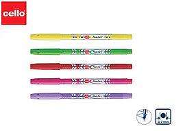 Ручка шариковая Cello Mayfair синяя