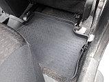 Резиновые коврики с высоким бортом для Toyota Corolla X (2007-2013), фото 4