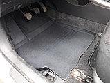 Резиновые коврики с высоким бортом для Toyota Corolla X (2007-2013), фото 2