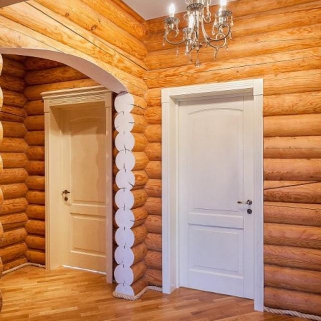 межкомнатные двери в частном доме цена