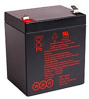 Аккумулятор WBR GP1250 (12В, 5Ач)