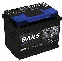 BARS 6СТ - 60 Ah (обратная полярность (- +)