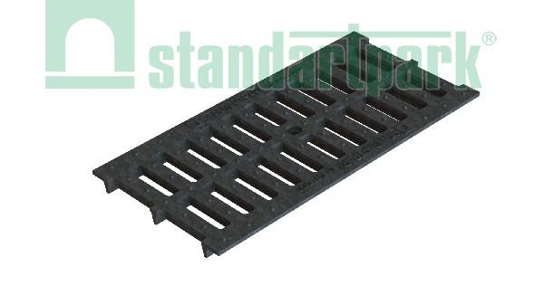 Решетка водоприемная Basic РВ-20.24.50 щелевая чугунная ВЧ